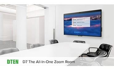 Zoom Room DTEN
