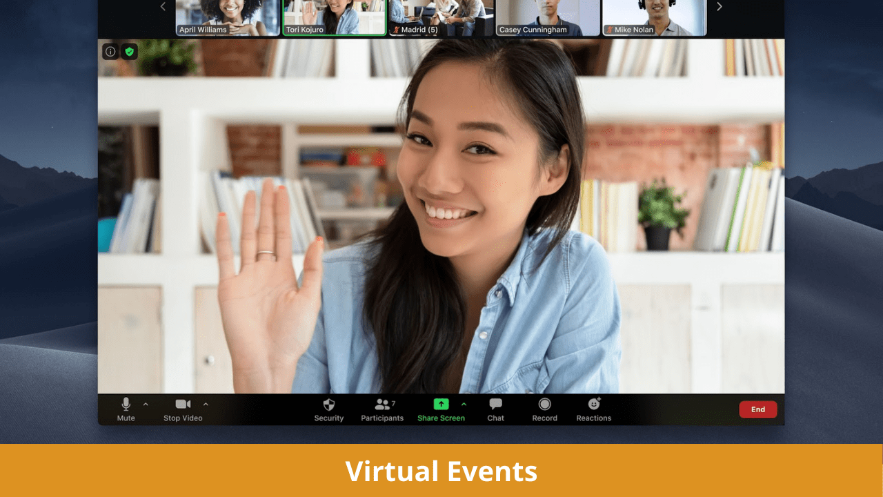 Virtual Events
